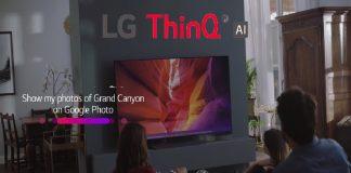 LG presenta su revolucionaria IA en el CES 2020