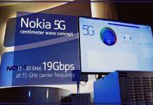 Nokia alcanza 63 contratos 5G