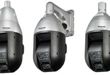 Panasonic cámaras de seguridad visibilidad nocturna