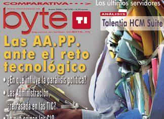 Portada Revista Byte 278