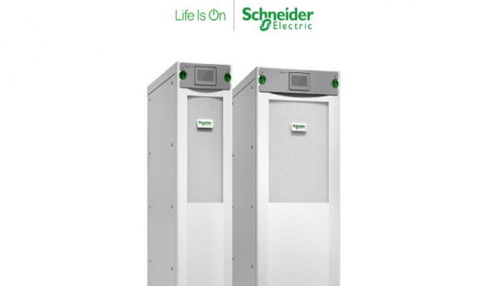 Schneider Electric lanza su nuevo sistema Galaxy VS