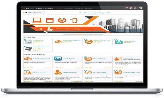 Telefónica y BMC promueven un entorno de trabajo más digital