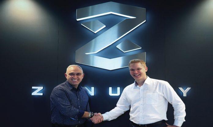 Zenuity y HPE juntos en la nueva generación de coches autónomos