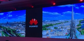 Equipos 5G Huawei muestra en Londres la potencia de su 5G
