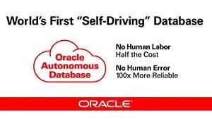 Base de datos Oracle Autonomous Database Cloud