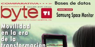 Revista Byte TI Febrero 2020, Nº 279 - Movilidad y BBDD