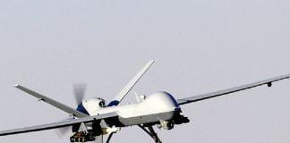 uso militar de la tecnología dron militar