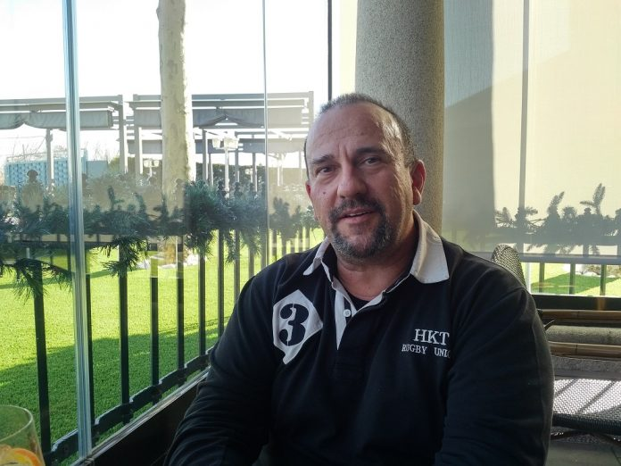 Alberto Garcia Astudillo, CIO de CCOO