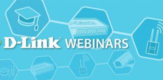 D-Link webinars formación
