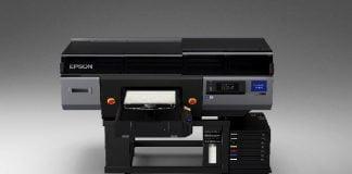 Epson presenta s solución para impresión directa de prendas