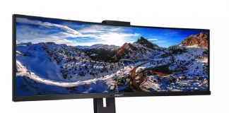 MMD lanza el monitor Philips 346P1CRH