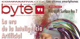 Portada Revista Byte TI Marzo, 280