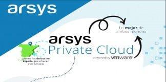 Arsys y VMware se unen para ofrecer un Cloud Privado