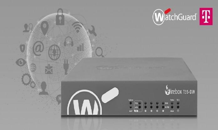 BNP Complete ofrece seguridad y conexión a internet con Firebox T35-DW