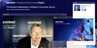 OpenText Enterprise World Europe