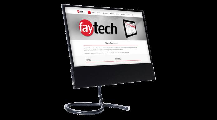 Pantallas táctiles industriales Dell faytech 2020
