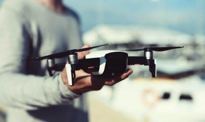 Robots y drones, en primera línea de la batalla contra el COVID-19