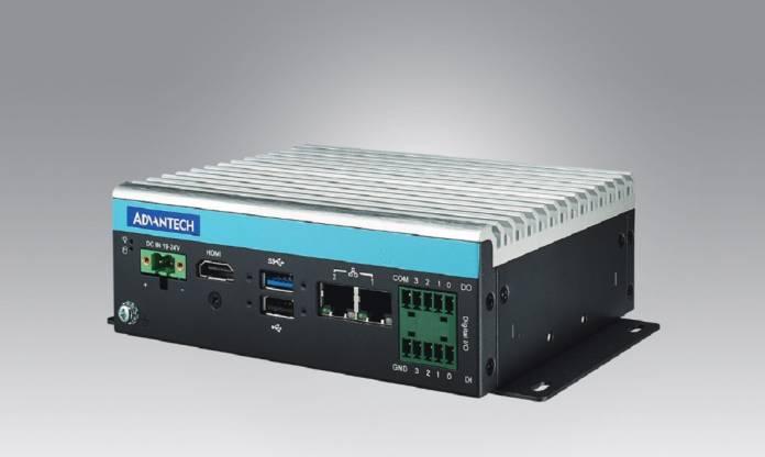 Advantech ordenador industrial edge