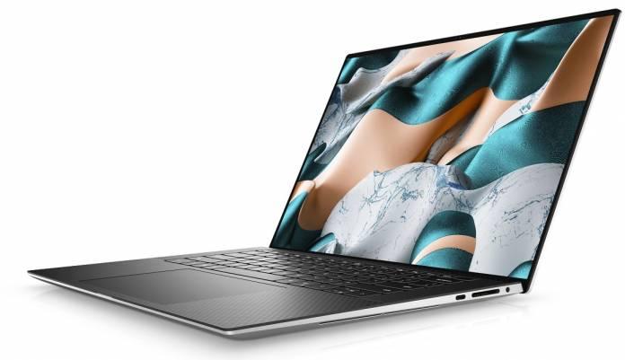 Dell XPS15 portátil más pequeño