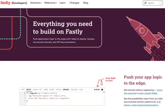 developers hub recursos para desarrolladores edge