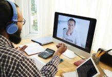 Las videoconferencias se multiplican por 10 en España durante el Covid-19