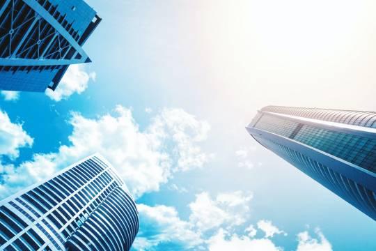 nube cloud seguridad edificios