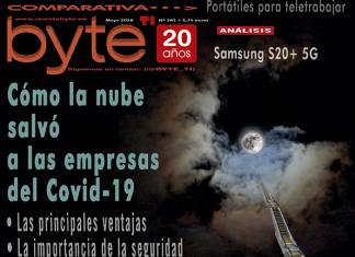 Portada Revista Byte TI Mayo, número 282