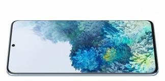 Samsung Galaxy S20+ 5G web