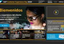 SAP Customer Experience Day 2020 experiencia del cliente