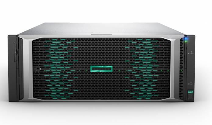 HPE Primera almacenamiento inteligente