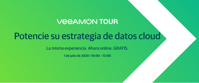 Evento VeeamON Tour España 2020