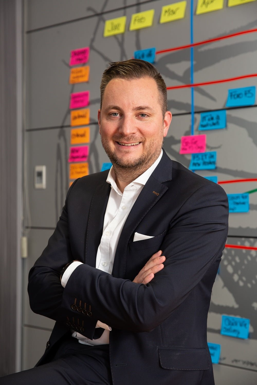 Sebastian Grams, Chief Information Officer de SEAT