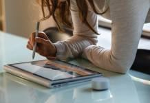 Teletrabajar de la mano de Microsoft Surface