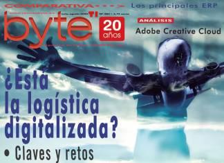 Portada Byte ti 284Portada Byte ti 284, julio 2020, julio 2020