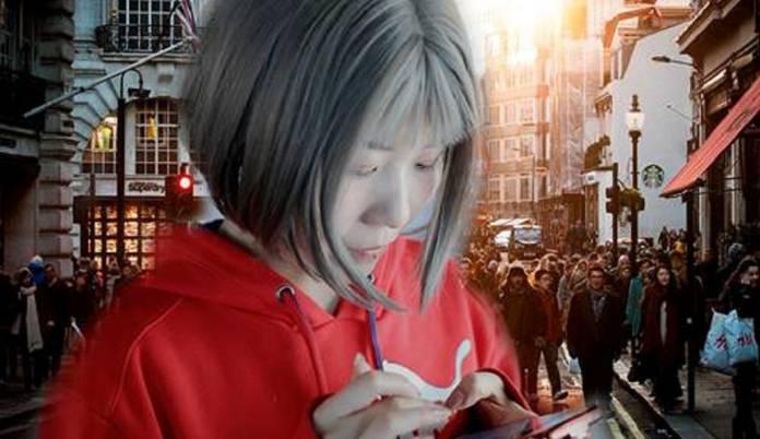 yamato uso del móvil