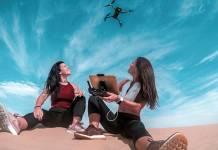 Investigadores malasios anuncian drones hechos con hojas de piña
