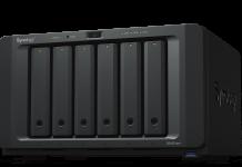 Synology DS1621xs+ almacenamiento NAS