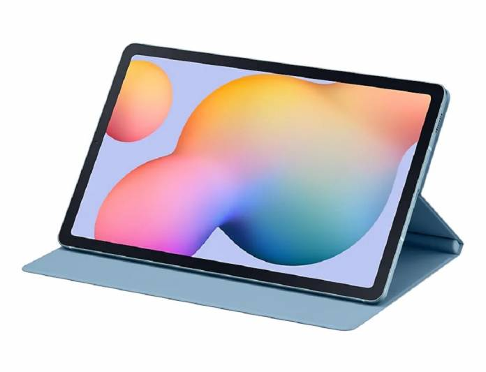 samsung galaxy tab s6 lite tablet para el colegio