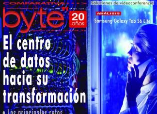 Portada Revista Byte 285, Septiembre 2020
