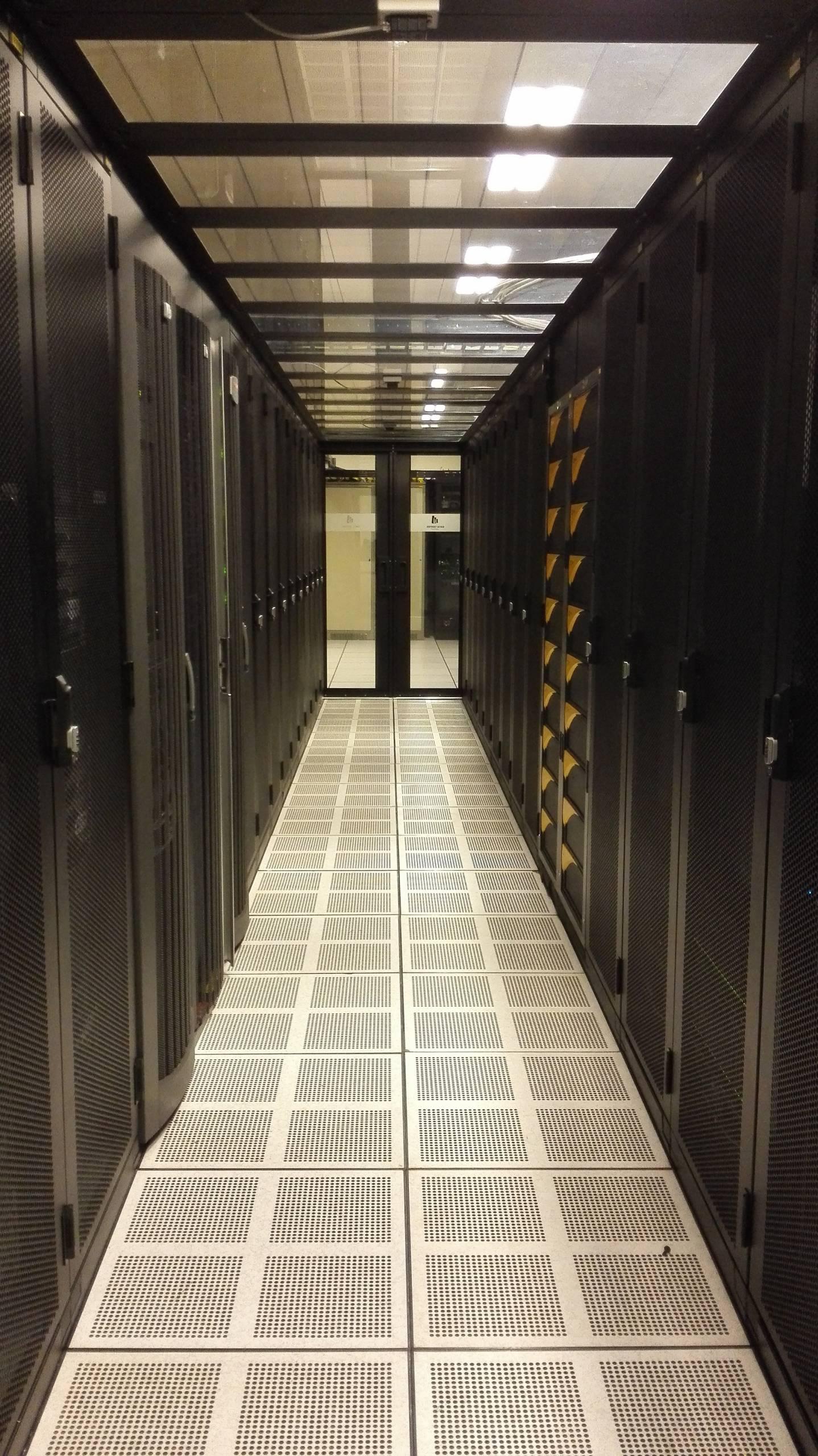 centro de datos servidores