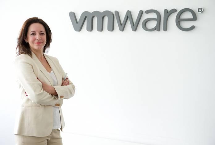 VMworld Maria José Talavera VMware