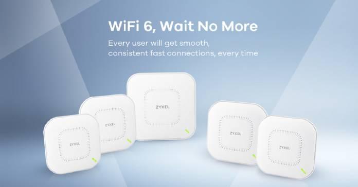 zyxel WiFi 6 AP