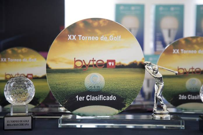 XX Torneo de Golf Byte TI