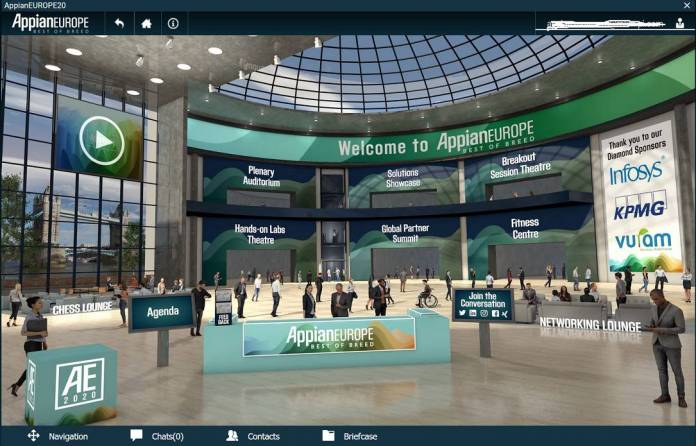 Appian Connected Claims Appianeurope