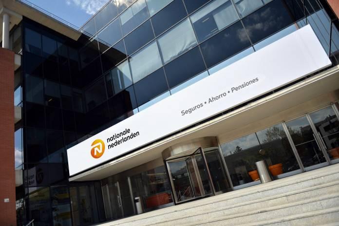 Fachada Nationale Nederlanden digitalización