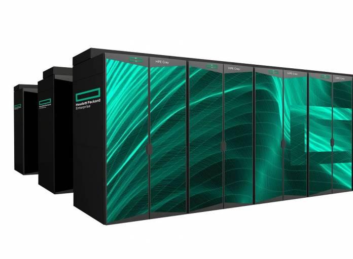 HPE supercomputadoras supercomputación