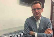 Jorge Eskoin tren autónomo