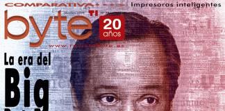 Portada Revista Byte TI 286, Octubre 2020