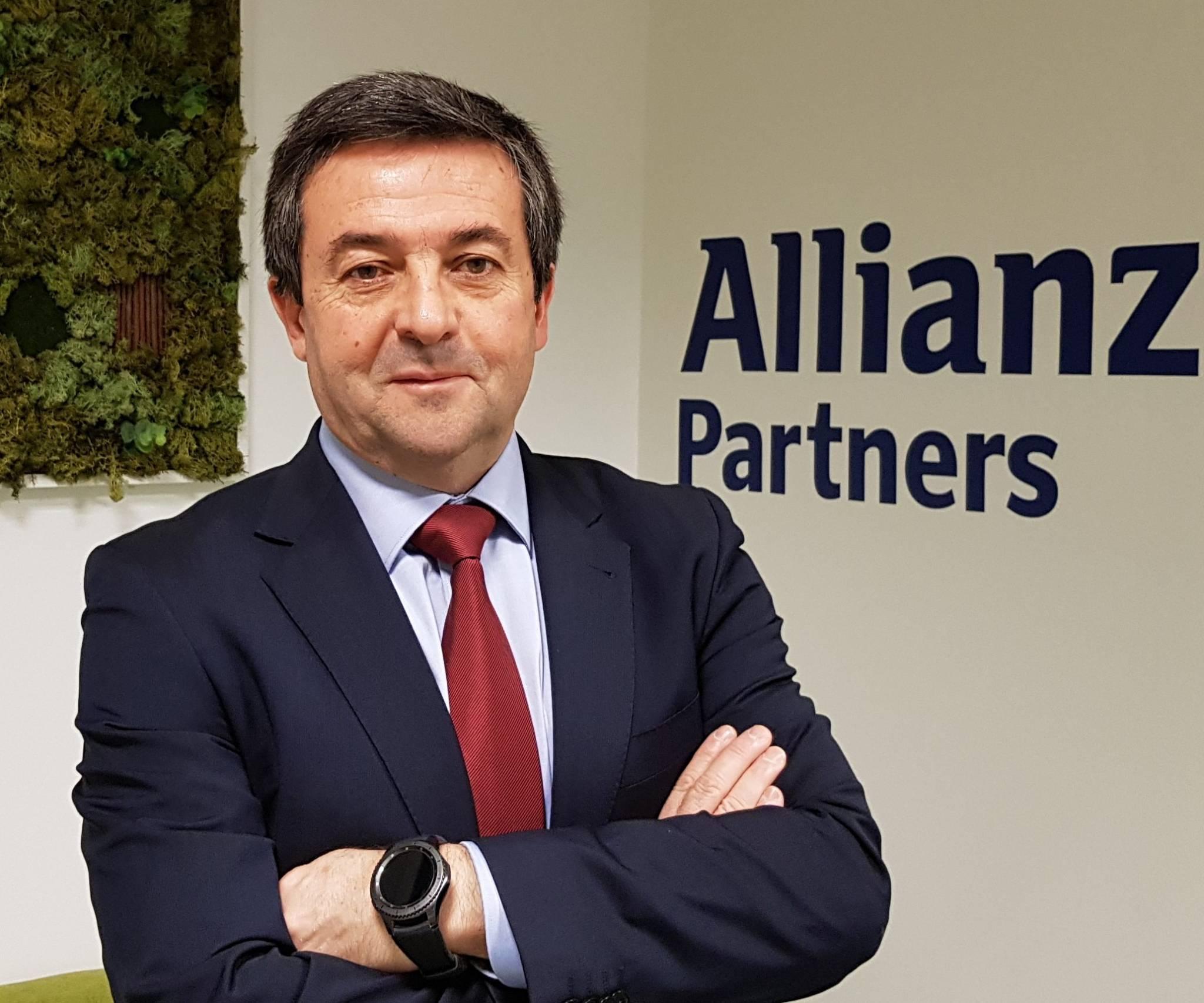 Miguel Angel Herías Pérez, CIO de Allianz