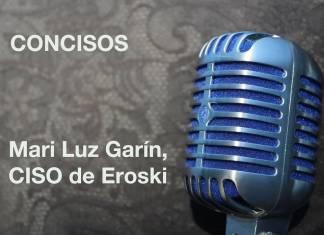Mari Luz Garín podcast ciberseguridad eroski
